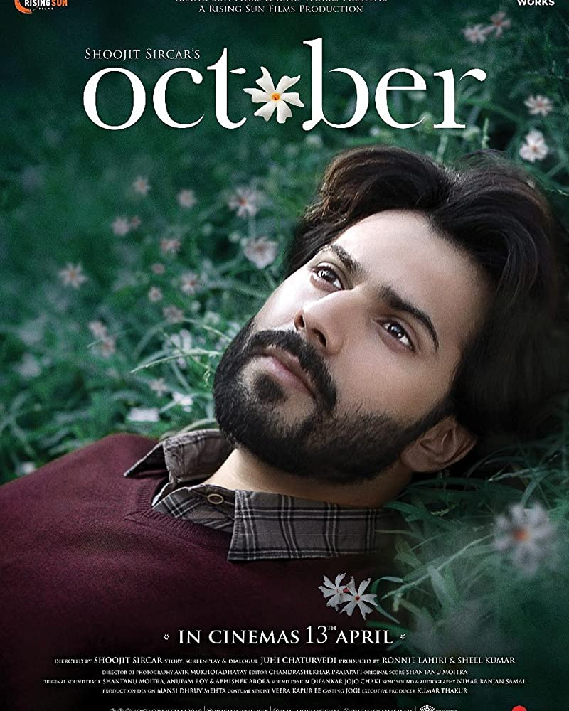 Varun Dhawan in October (2018)