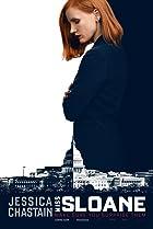 Miss Sloane (2016) Poster