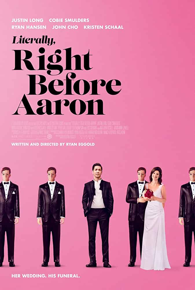 Literally, Right Before Aaron Trailer Featuring Justin Long 4