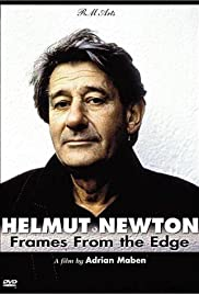 Helmut Newton: Frames from the Edge Poster