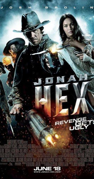Resultado de imagen para Jonah hex movie poster
