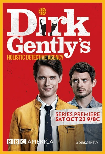 Serie: Dirk Gently's Holistic Detective Agency