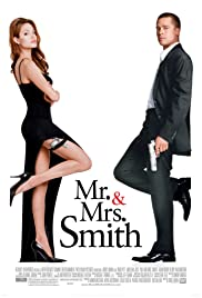 Sr. y Sra. Smith Poster