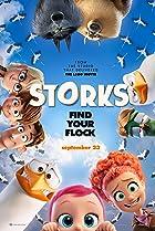 Storks (2016) Poster