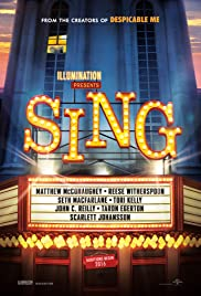 ¡Canta! Poster