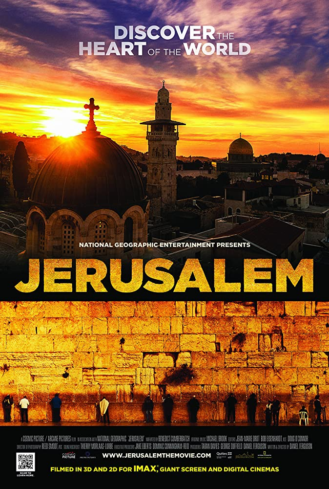 jerusalem dokumenter