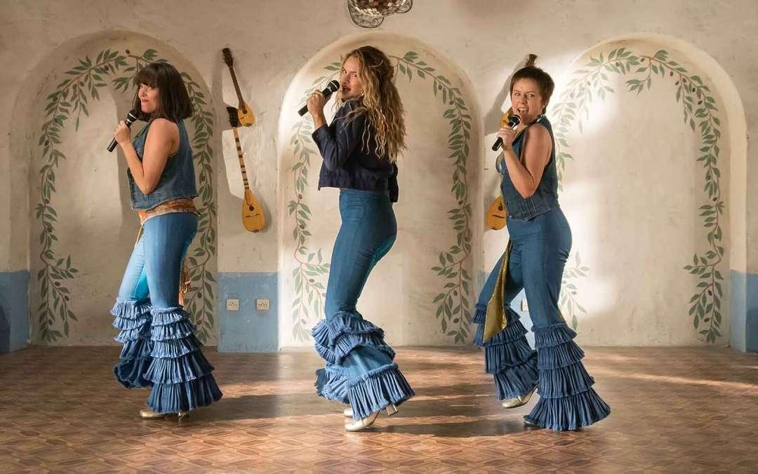 Mamma Mia! Here We Go Again Trailer Revealed