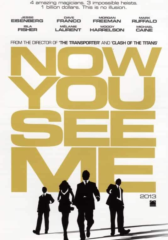 Now You See Me 2013 Hindi Dual Audio 720p BluRay full movie watch online free download at movies2u.in