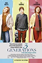 3 Generations (2015) Poster