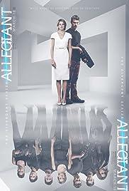 La serie Divergente: Leal Poster