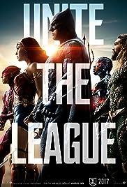 Liga de la Justicia Poster