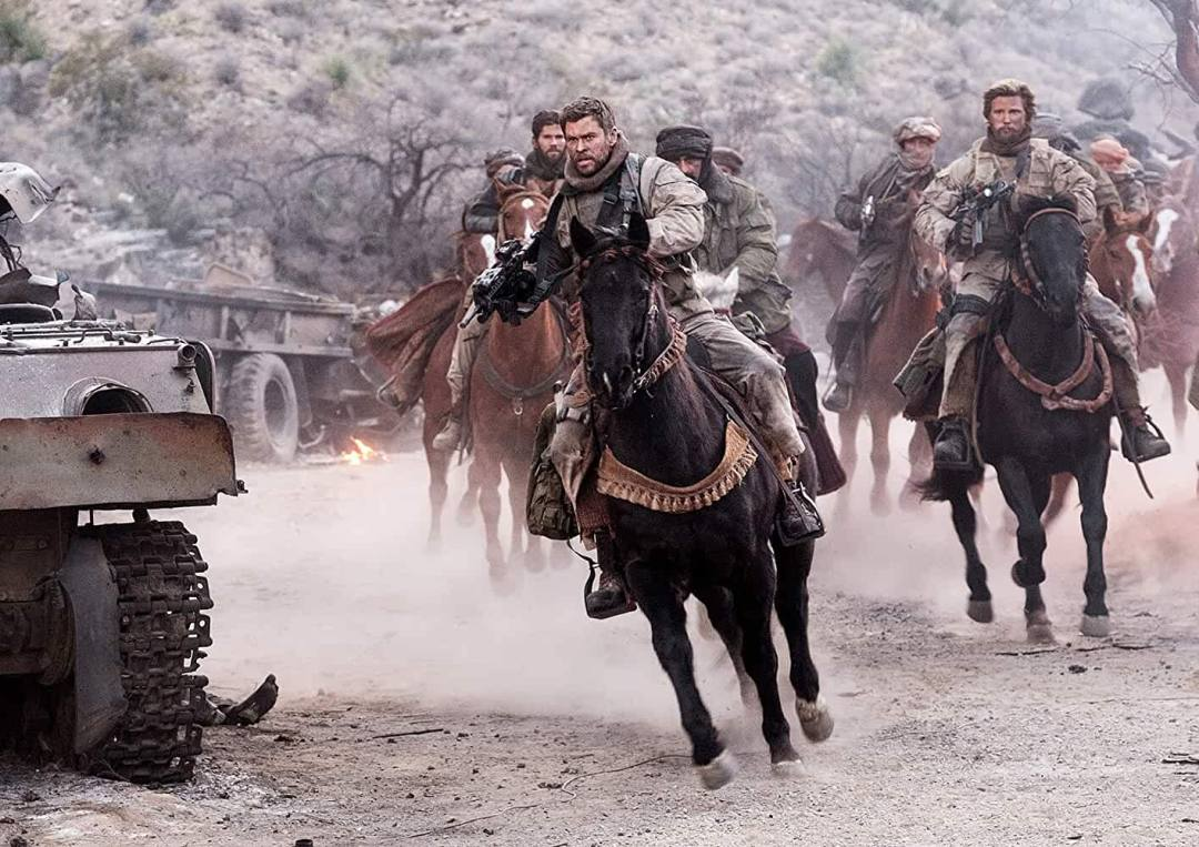 12 Strong Trailer Featuring Chris Hemsworth