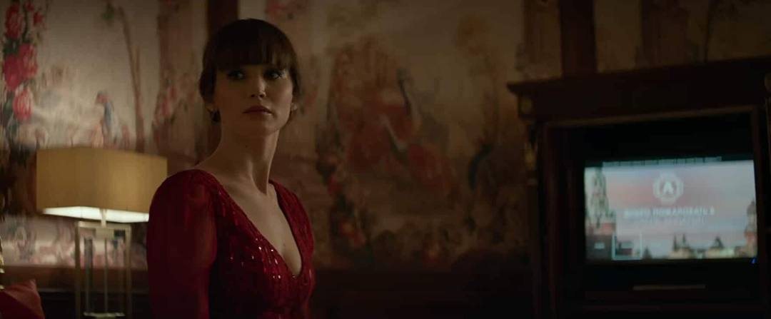 Red Sparrow Trailer Featuring Jennifer Lawrence