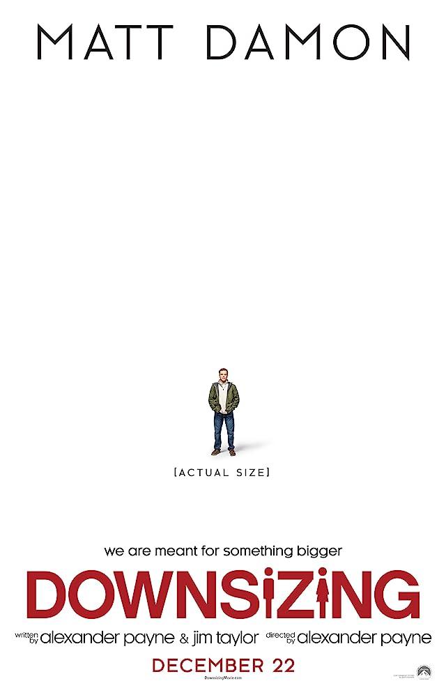 Matt Damon in Downsizing (2017)