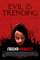 Friend Request (2016) Poster