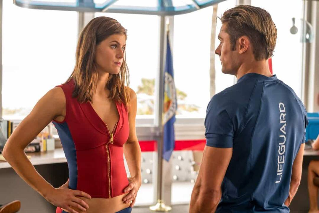 New Baywatch Trailer Revealed