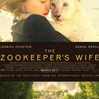 The Zookeeper's Wife 2017Khatrimaza – Full Movie Dual Audio BRRip 720P English ESubs