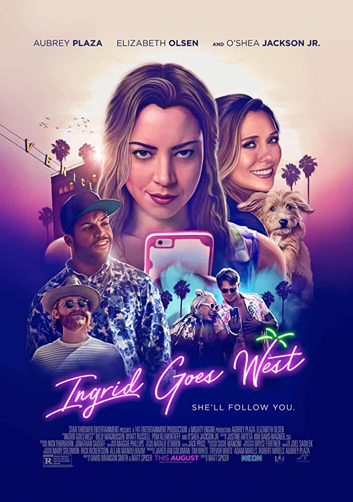 Ingrid Goes West Trailer Featuring Aubrey Plaza & Elizabeth Olsen 6