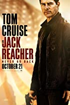 Jack Reacher: Never Go Back (2016) Poster
