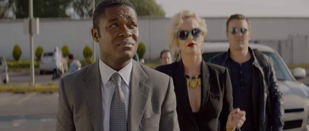Gringo Red Band Trailer