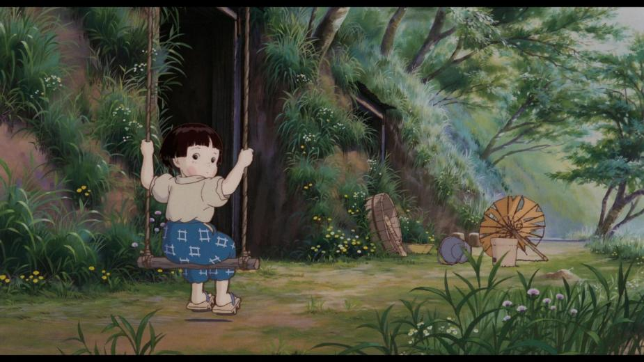Image result for grave of the fireflies