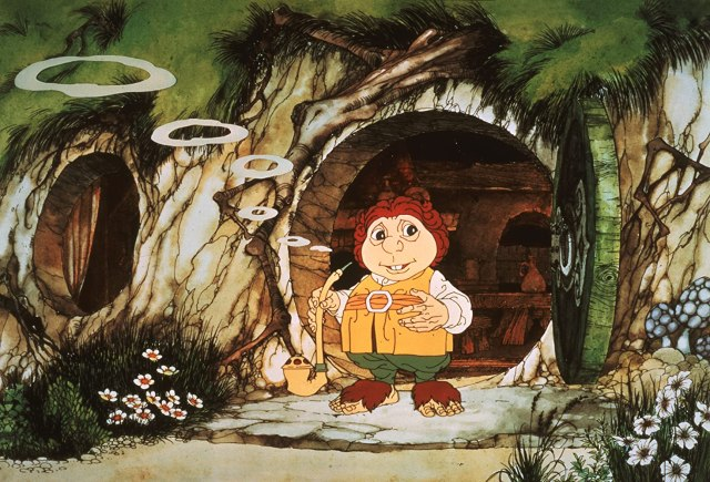 Image result for the hobbit cartoon
