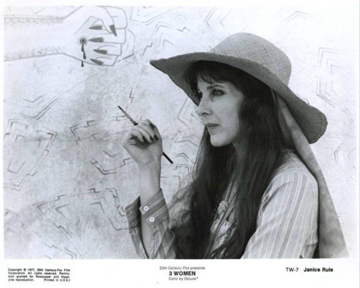 Janice Rule in 3 Women (1977)