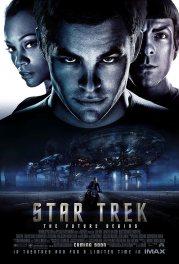 Star Trek 2009 poster image