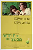 Battle of the Sexes (2017) Poster