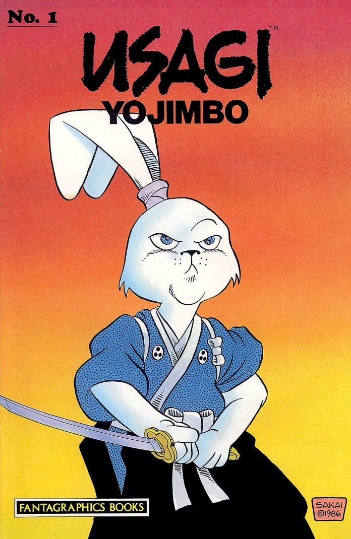 Usagi Yojimbo Vol. 1 #1 - Comics by comiXology: Web UK