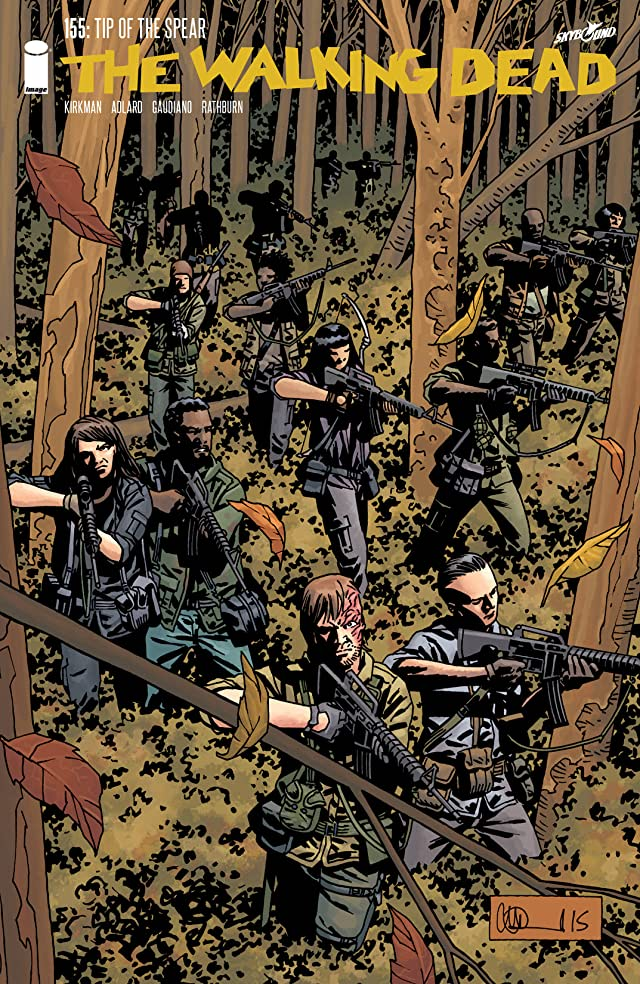 TICGN The Walking Dead #155