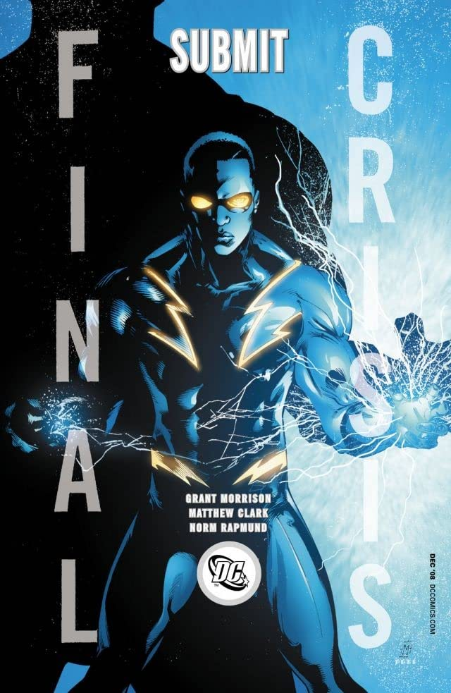 Final Crisis: Submit - Comics by comiXology