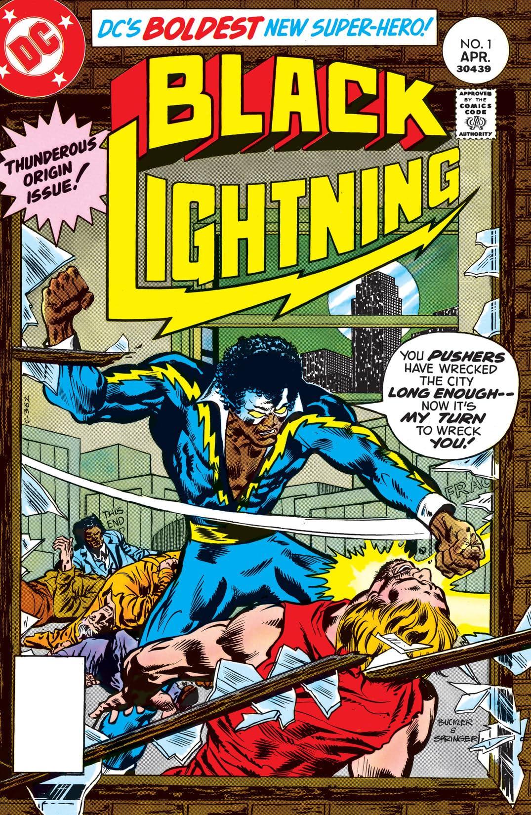 Black Lightning (1977-1978) #1 - Comics by comiXology