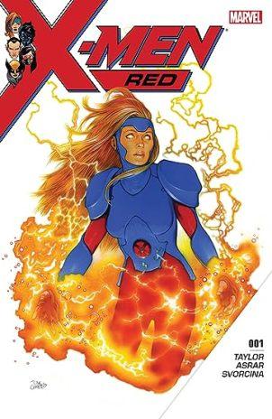 Image result for x men red 1