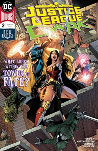 Image result for justice league dark 2 2018