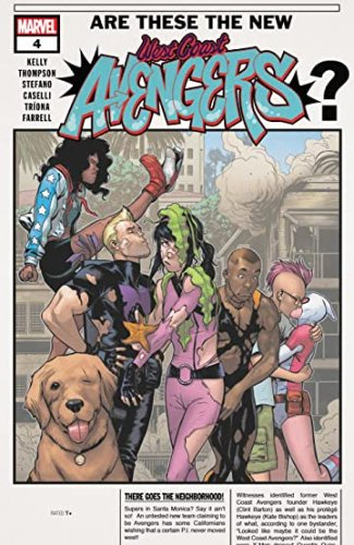 Image result for west coast avengers 4 2018