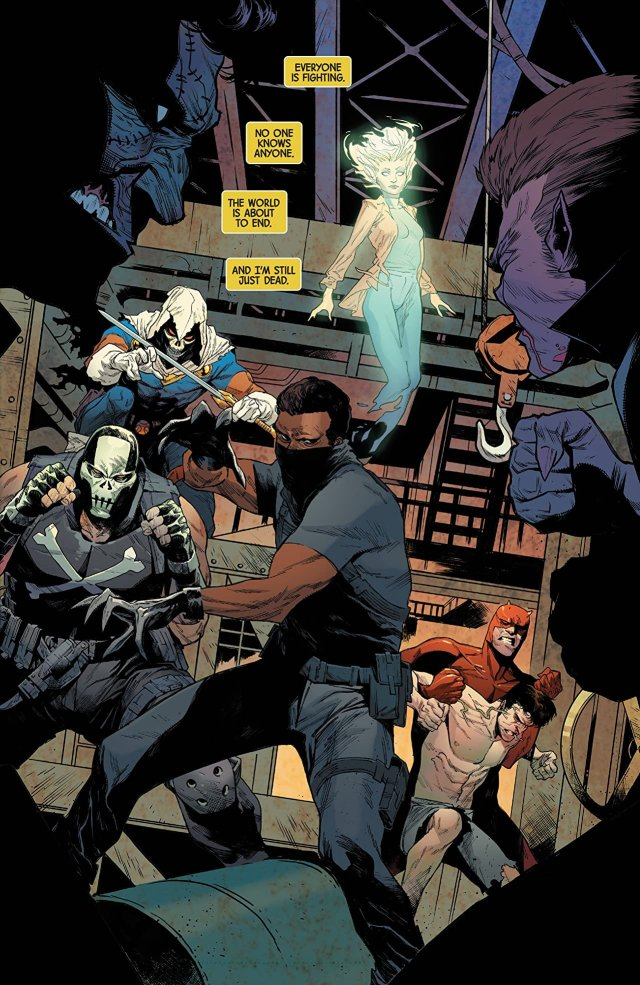 Comic Review: Marvel Knights 20th (2018-) #6 - Sequential Planet
