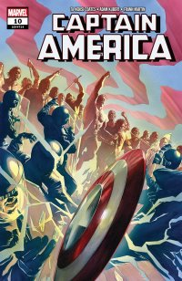 Image result for captain america #10 2019