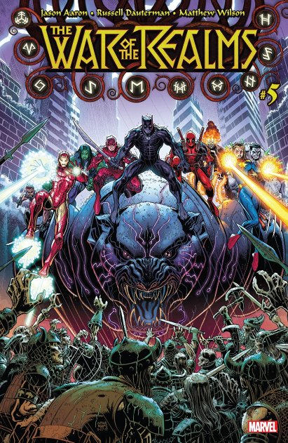 Image result for war of the realms #5