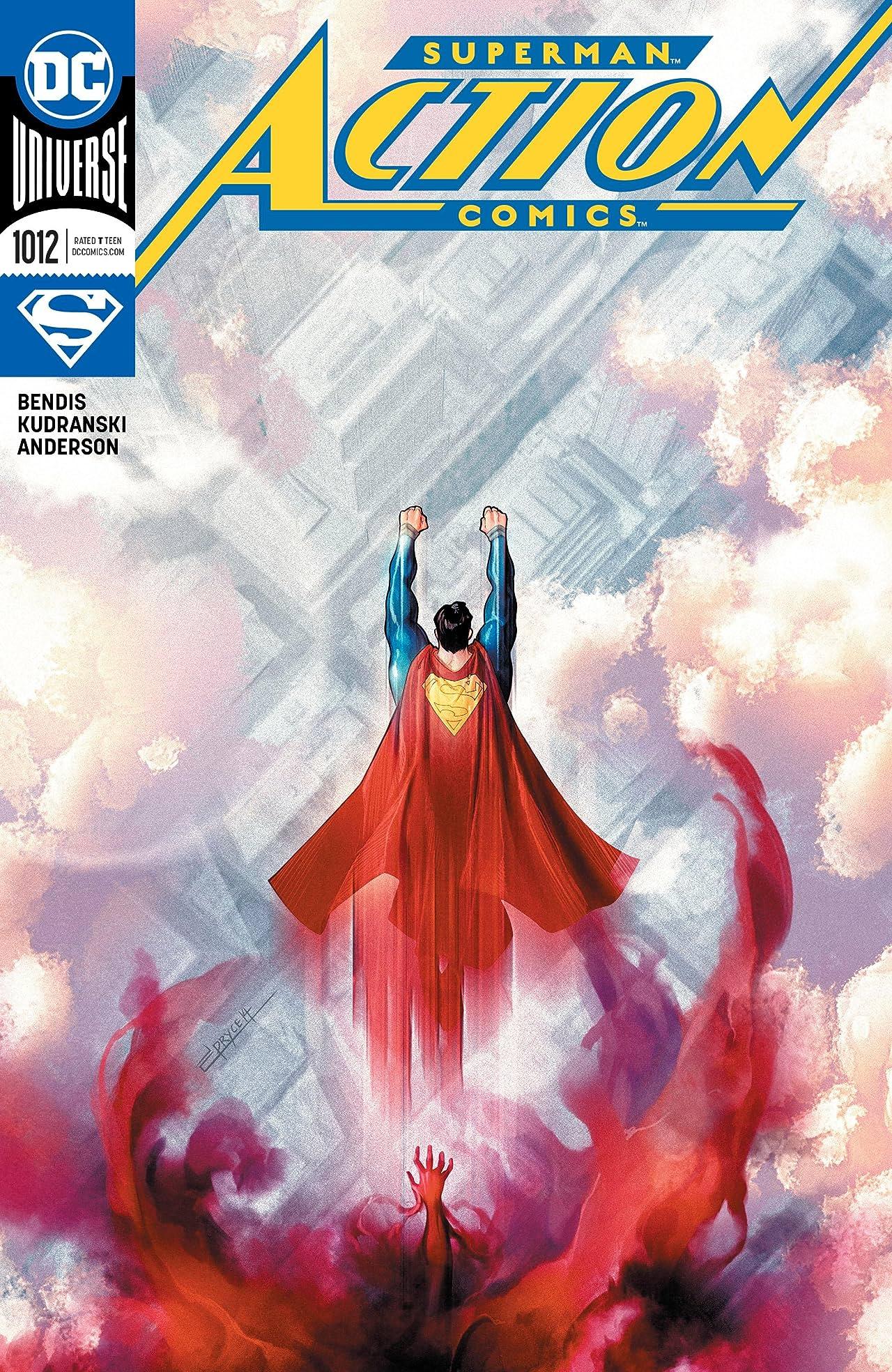 action comics 1012
