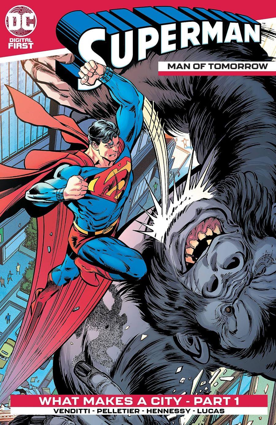 Superman: Man of Tomorrow #5 - DC Entertainment