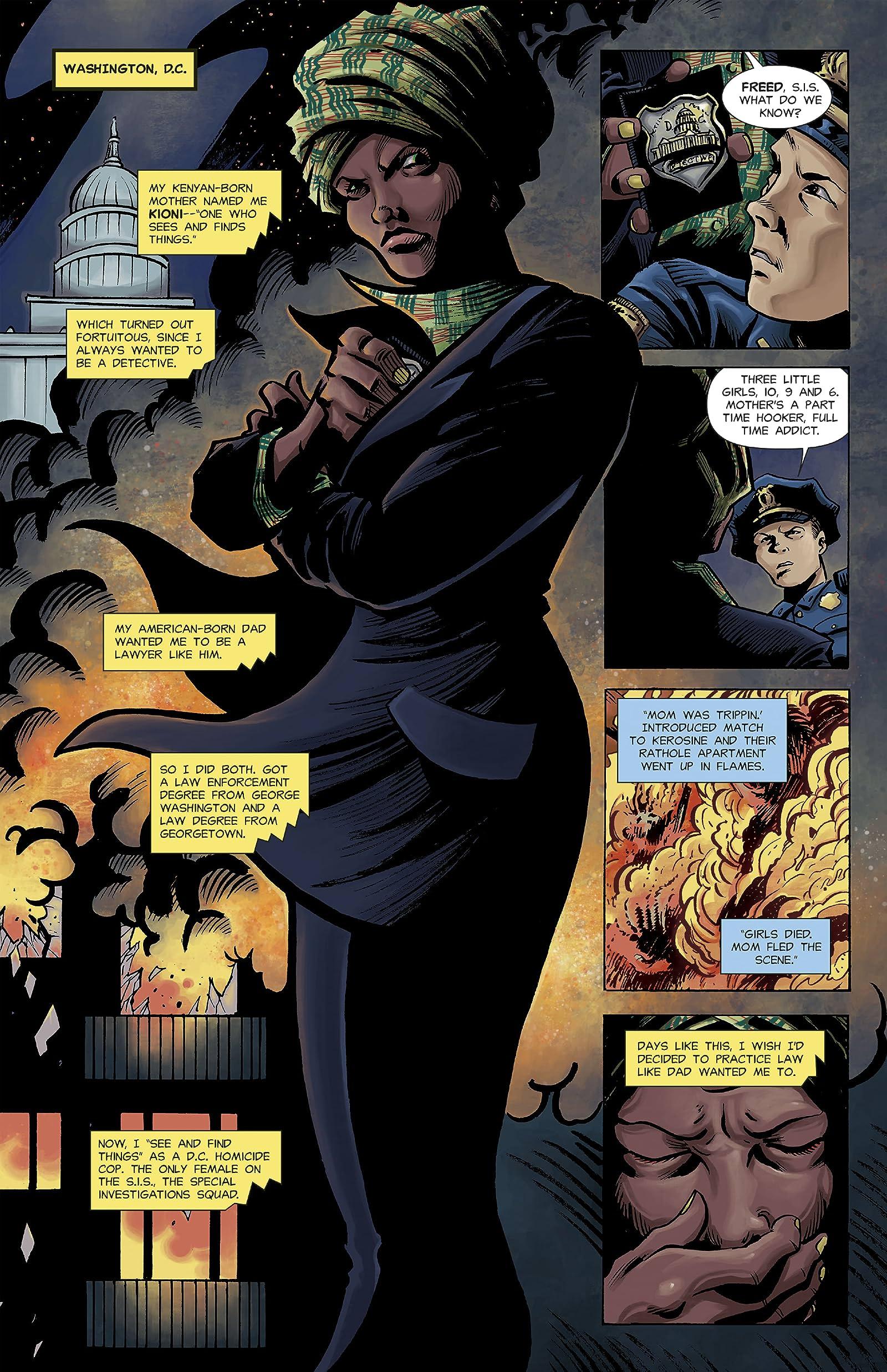 FREED #1 - Comics by comiXology
