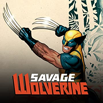 Image result for Savage Wolverine