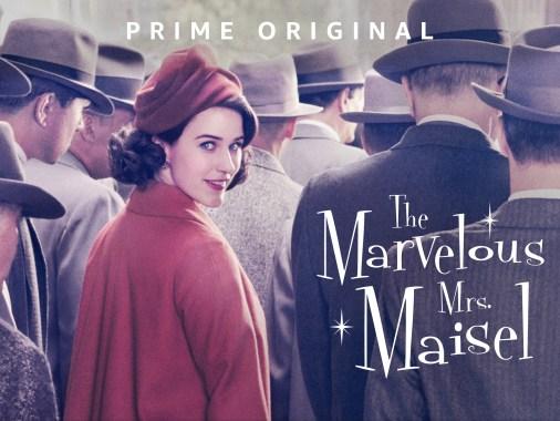 The Marvelous Mrs. Maisel -