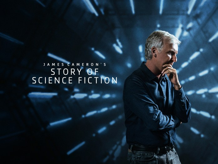 Prime Video: James Cameron's Story of Science Fiction