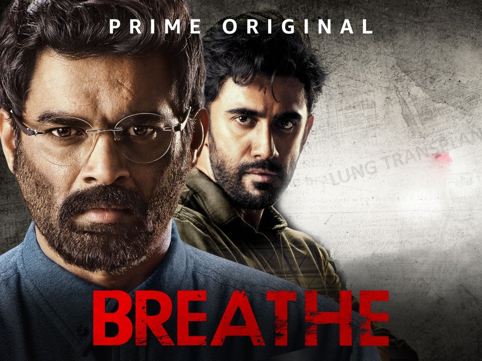 Amazon Prime Original Breathe web series