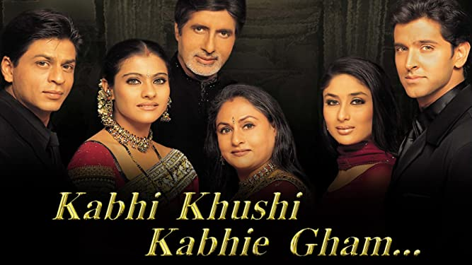 Amazoncom Watch Kabhi Khushi Kabhie Gham Prime Video