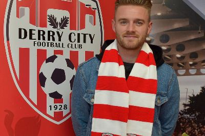 Image result for derry city 2020 conor clifford