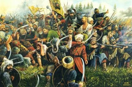 campanie Siberian Ermak și cucerirea Siberia