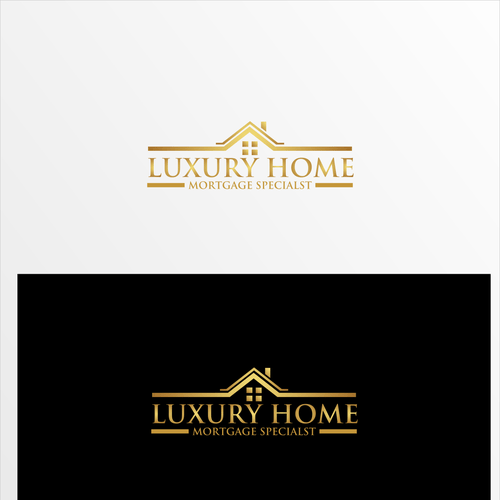 Create A Luxury Home Mortgage Specialst Logo For Us